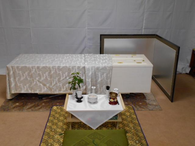 令和元年8月13日 直葬 預りプラン 90,000円