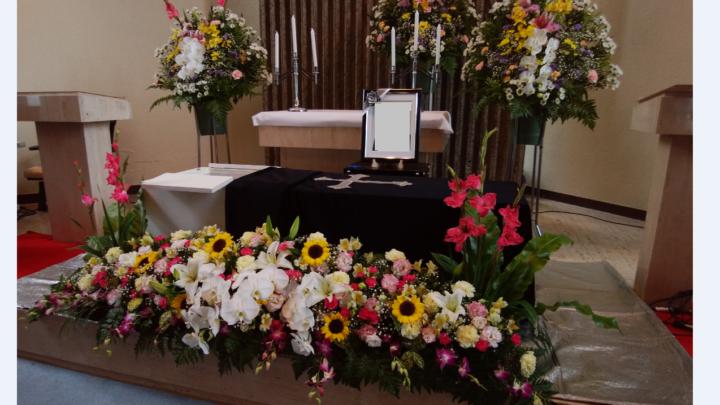 令和元年(2019年)8月21日 キリスト教 葬儀、告別式 400,000円