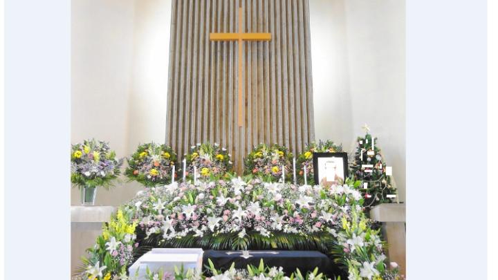 家族葬 キリスト