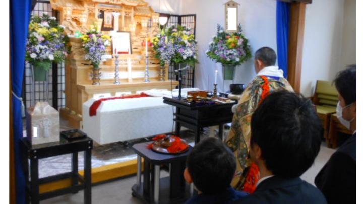 一日葬プラン 220,000円